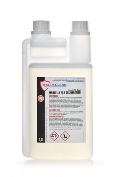 RESCUECLEAN P3 PSA Desinfektion, manuell