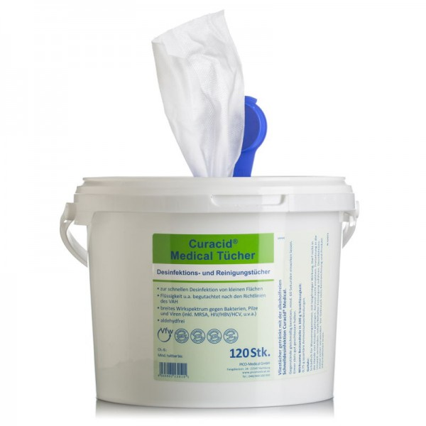 CURACID Medical Spendereimer-Refill