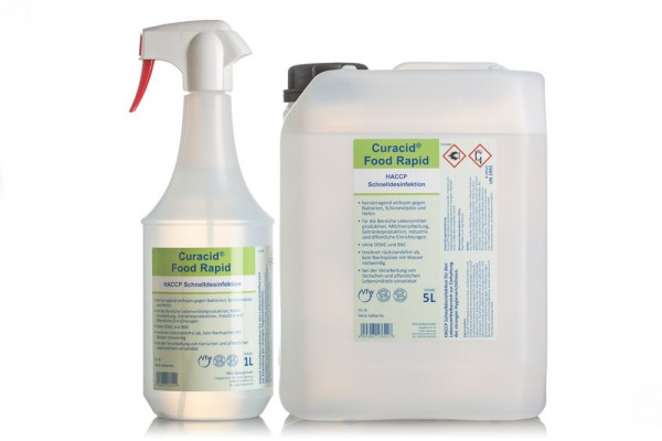 CURACID Food Rapid